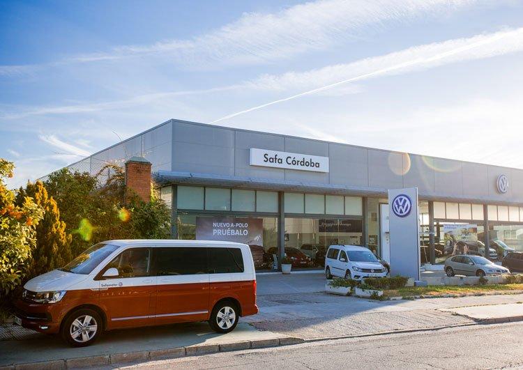 Concesionario Volkswagen Córdoba