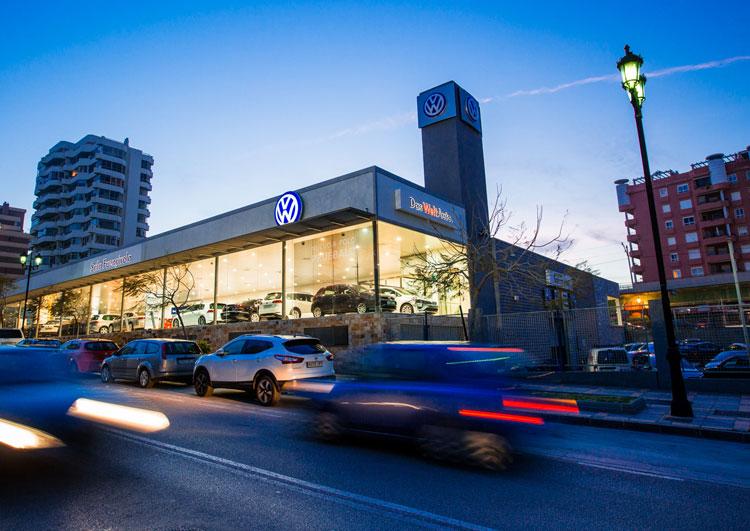 Concesionario Volkswagen Fuengirola