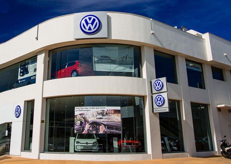 Concesionario Volkswagen Marbella