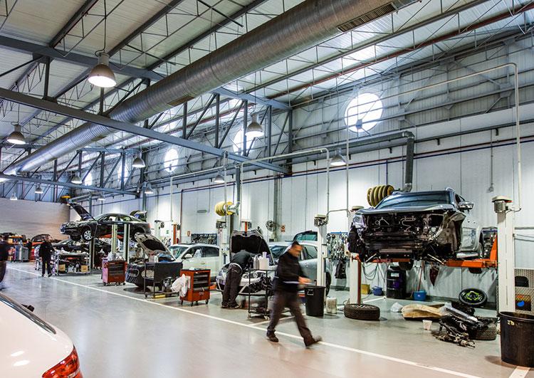 Concesionario Volkswagen Service Málaga