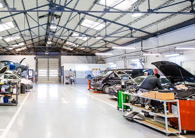 Taller Volkswagen en Fuengirola