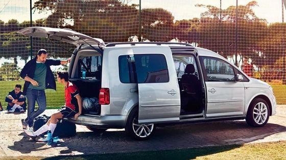 Caddy y Grand California, mejores vehículos viajar este verano