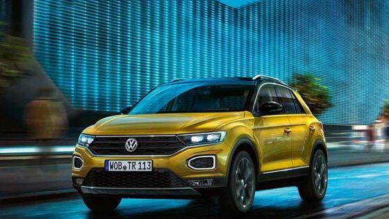 Volkswagen T-Roc por 10€/día*