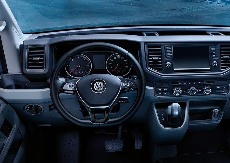 Volkswagen Crafter Chasis Interior