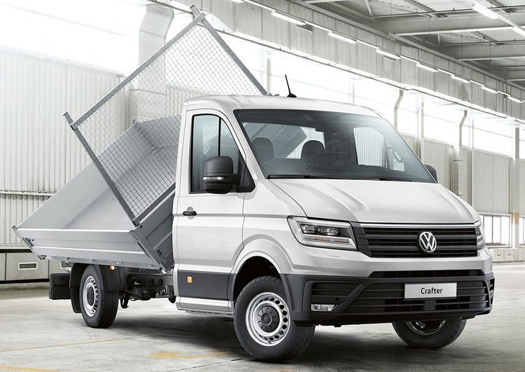 Volkswagen Crafter Chasis Marbella