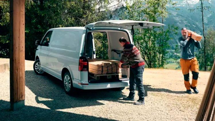 Volkswagen Transporter Furgón 6.1