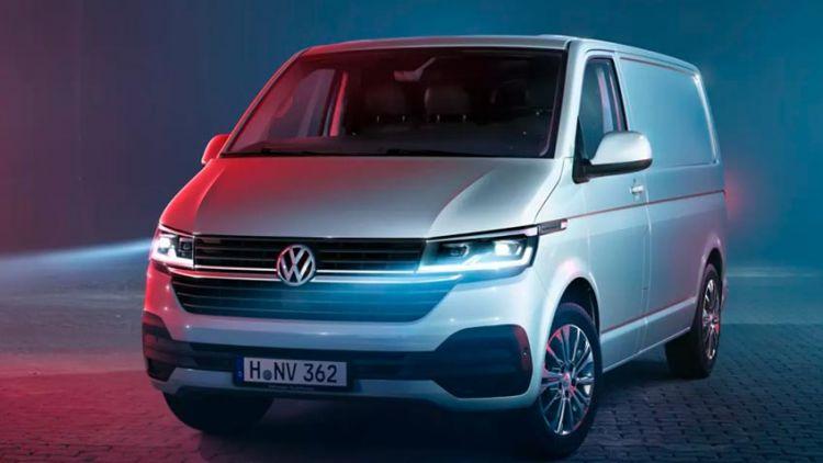 Volkswagen Transporter Kombi 6.1
