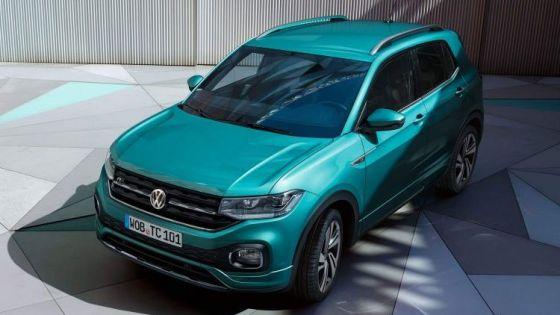 Volkswagen T-Cross por 10€/día*