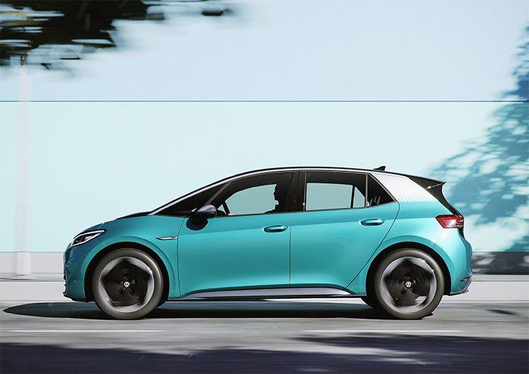 Llévate tu Volkswagen eléctrico por mucho menos