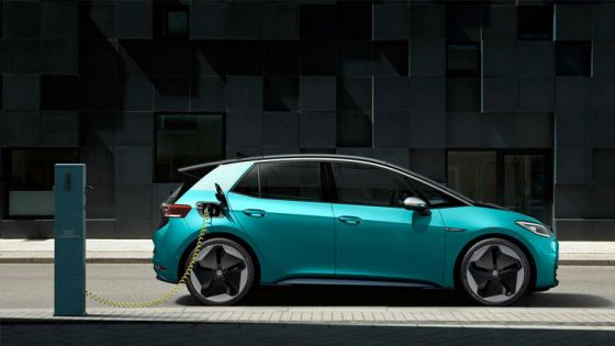 Volkswagen eléctricos con etiqueta Eco y Cero
