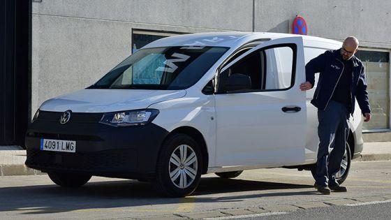 Nuevo Caddy Cargo por 319€/mes