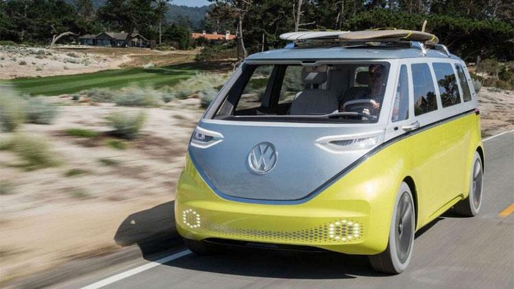 Volkswagen ID. Buzz, la furgo de siempre sin emisiones