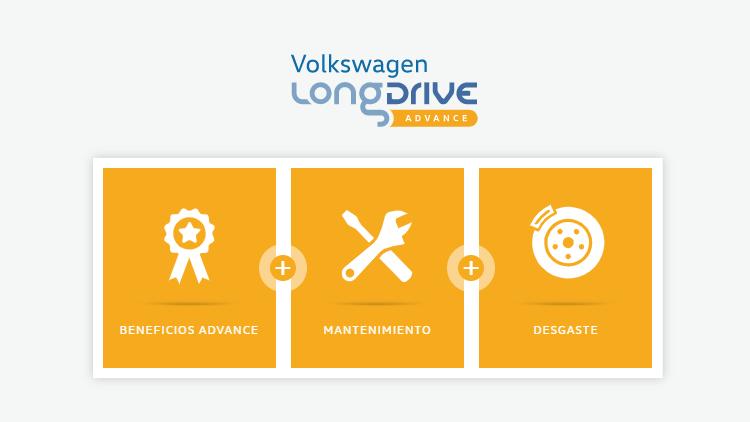 Volkswagen Long Drive Advance